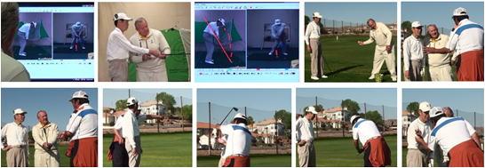 64歳 Y様がシニアゴルフスクールへ短期ゴルフ留学され、ご帰国後にシングルになられました。