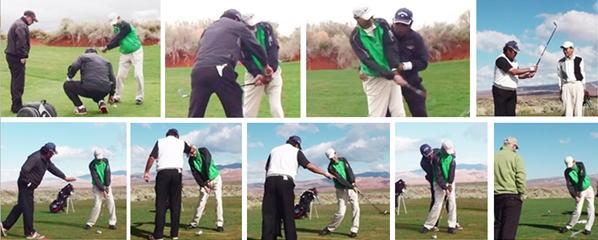 63歳 M様が、シニア・ゴルフスクールへゴルフ留学されました。