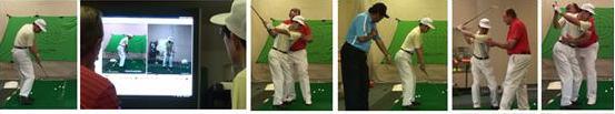 61歳T様がシニアゴルフスクールへゴルフ留学されました。