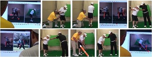 67歳 U様がシニアゴルフスクールへゴルフ留学されました。